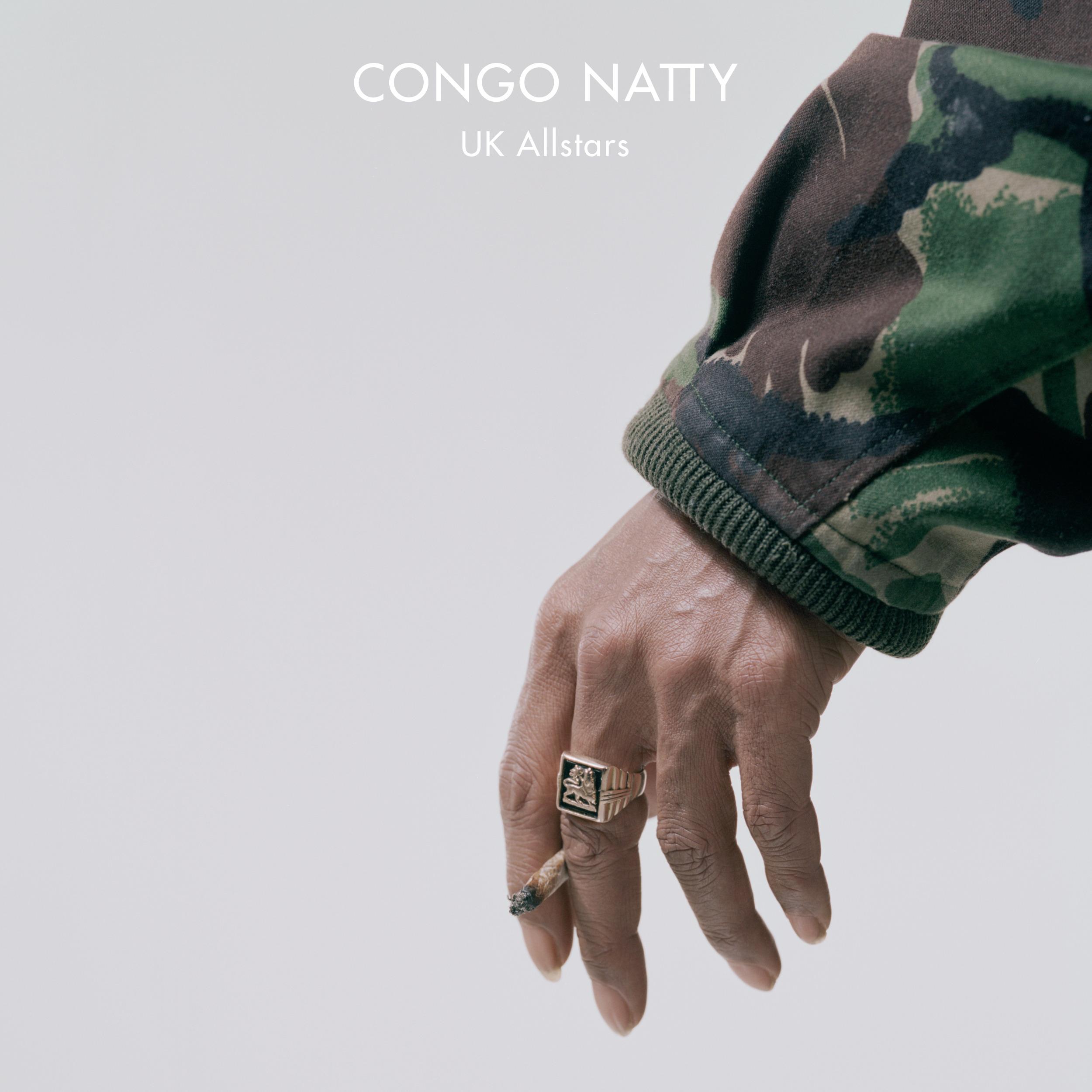 Tenor Fly Meets Congo Natty - 12 Years Of Jungle